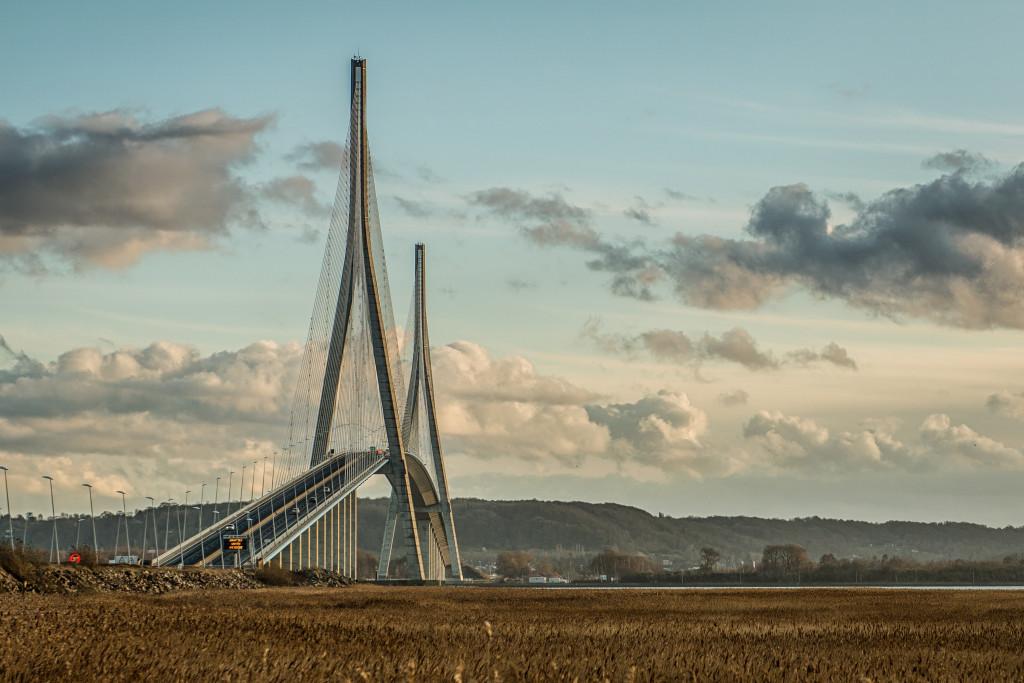 Brücke in Russland