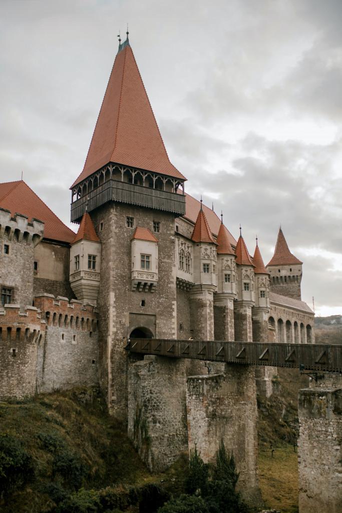 Schloss in Rumänien