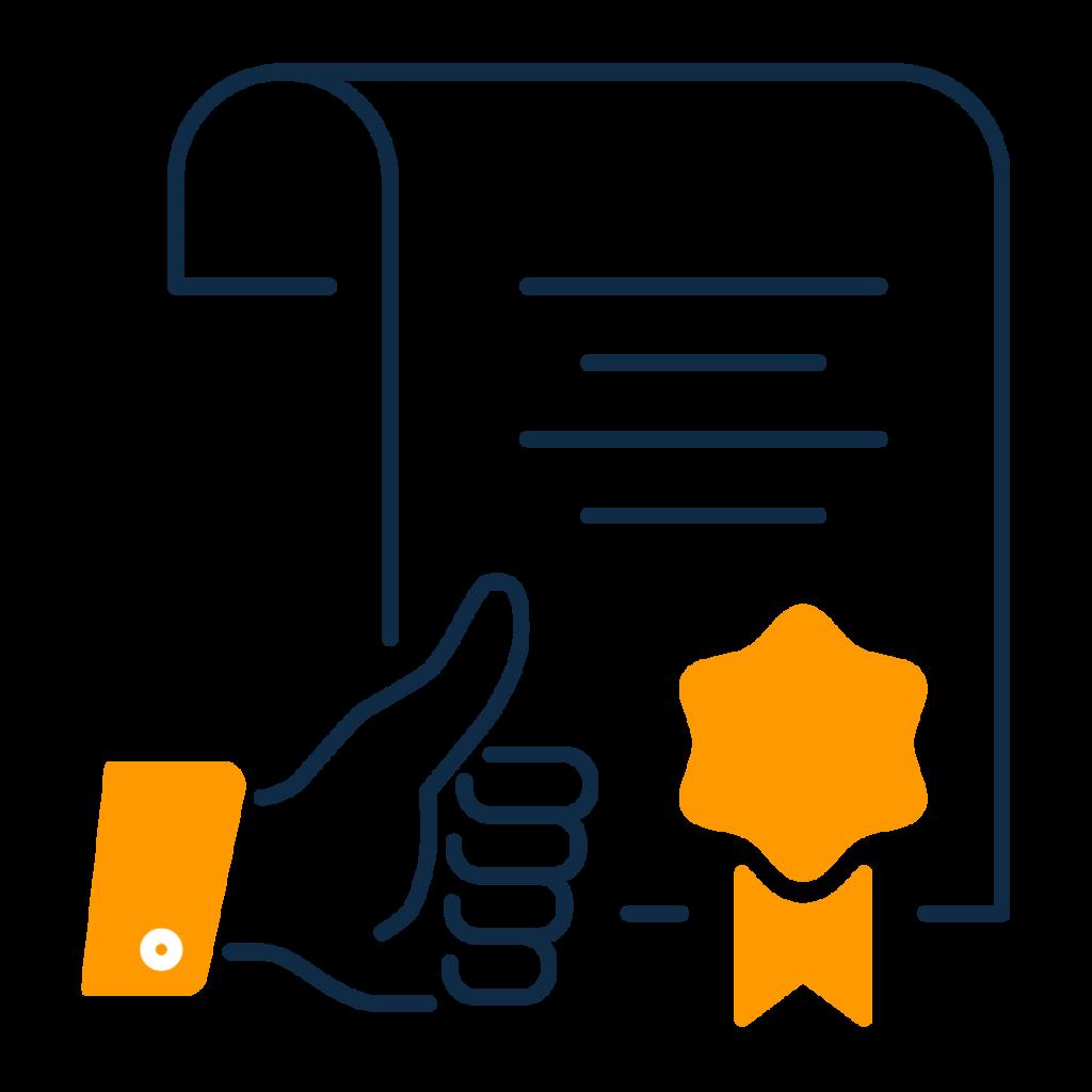 Zertifizierte Qualitätssicherung bei ALLESPRACHEN