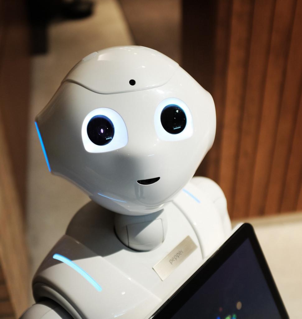 Künstliche Intelligenz: Roboter