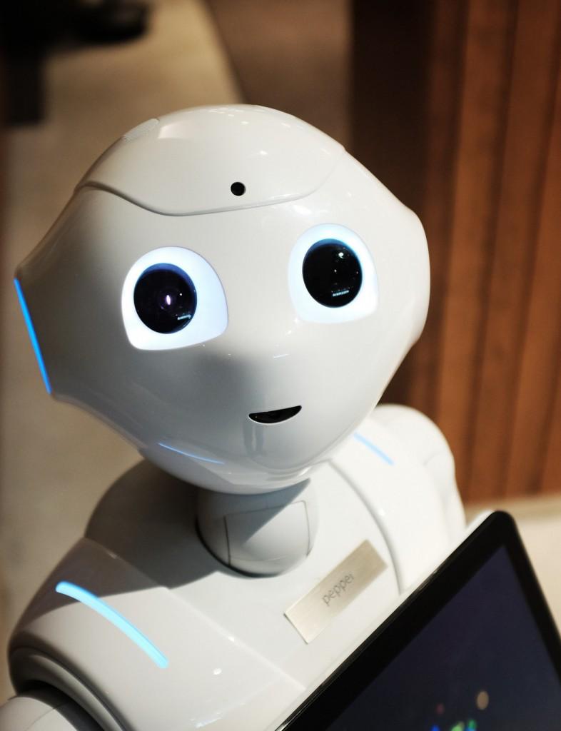 Maschinell übersetzen mit Künstlicher Intelligenz: Roboter