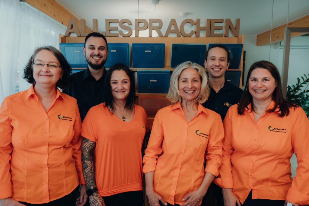 ALLESPRACHEN Team Graz