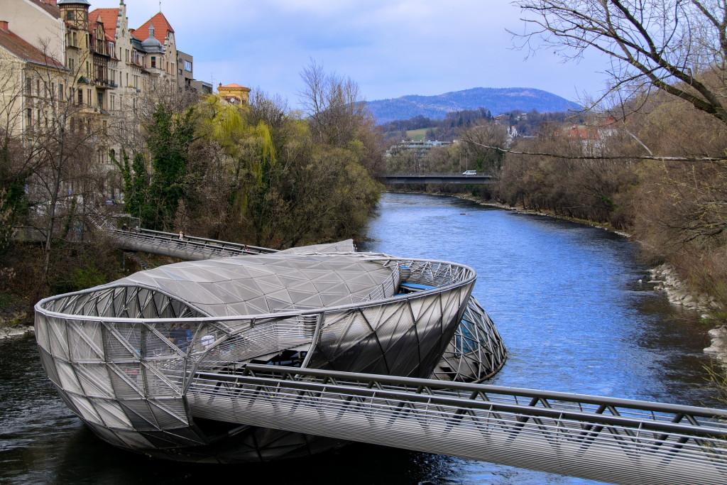Murinsel Graz